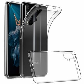 Ntech Ntech Honor 20 Transparant Hoesje / Crystal Clear TPU Case