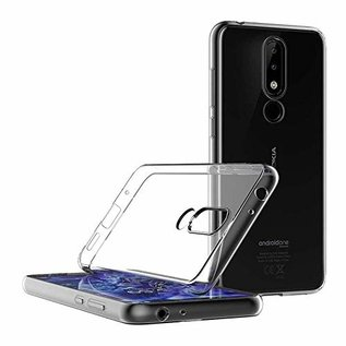 Ntech Ntech Nokia 4.2 Transparant Hoesje / Crystal Clear TPU Case