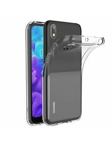 Ntech Ntech Huawei Y5 (2019) / Honor 8S Transparant Hoesje / Crystal Clear TPU Case