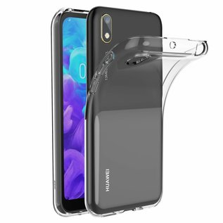 Ntech Ntech Huawei Y5 (2019) / Honor 8S Transparant Hoesje / Crystal Clear TPU Case