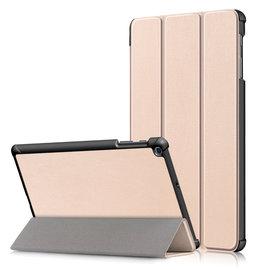 Ntech Ntech Samsung Galaxy Tab A 10.1 (2019) T510 Smart Case - Gold