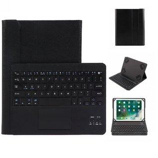 Ntech Ntech Zwart Magnetically Detachable/Wireless Bluetooth Keyboard hoesje voor Huawei MediaPad M5 lite /MediaPad T5