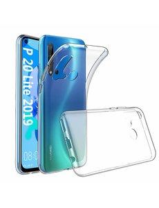 Ntech Ntech Huawei P20 lite (2019) Transparant Hoesje / Crystal Clear TPU Case