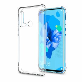 Ntech Ntech Xiaomi Redmi Note 6 Pro Transparant Anti Burst Hoesje / Soft Shock Proof Crystal Clear TPU Case