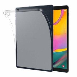 Ntech Ntech Samsung Galaxy Tab A 10.1 ( 2019) T510 Transparant back Hoesje Clear Cover