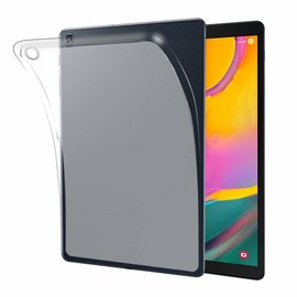 Ntech Ntech Samsung Tab A 10.1 ( 2019) T510 Transparant back Hoesje Clear Cover
