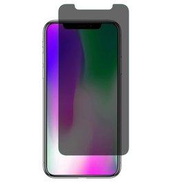 Ntech Ntech  iPhone Xr Privacy Glazen Screen protector/ Anti Spy Tempered Glass - Schermbescherming