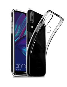 Ntech Ntech Huawei Y7 (2019) Transparant Hoesje / Crystal Clear TPU Case backcover
