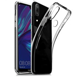 Ntech Ntech Huawei Y7 (2019) Transparant Hoesje / Crystal Clear TPU Case Back cover