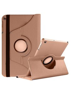 Ntech Samsung Galaxy Tab S5e Draaibare Hoes - Ntech - Goud