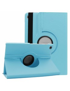 Ntech Samsung Galaxy Tab S5e Draaibare Hoes - Ntech - Turquoise