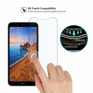 Ntech Ntech  2 Pack Xiaomi Redmi 7A Screen protector / Anti-Scratch Tempered Glass (0.3mm)