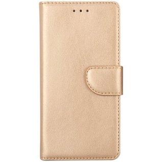 Samsung Galaxy A40 Portemonnee hoesje goud