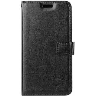 Samsung Galaxy A40 Portemonnee hoesje zwart