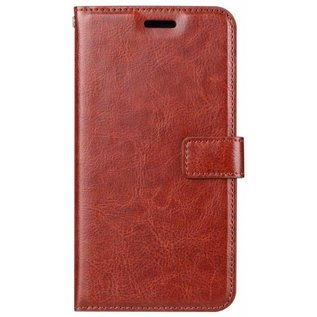 Samsung Galaxy A40 Portemonnee hoesje bruin