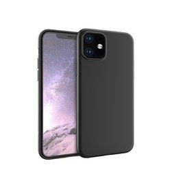 Ntech Ntech Back Cover Hoesje - Apple iPhone Xi R 2019 - Zwart