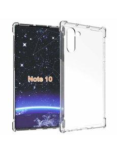 Ntech Ntech Anti Shock - Samsung Galaxy Note 10 - Transparant