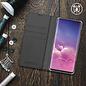 Araree Samsung Galaxy S10 Araree Mustang Diary Portemonnee Hoes- Donker Grijs