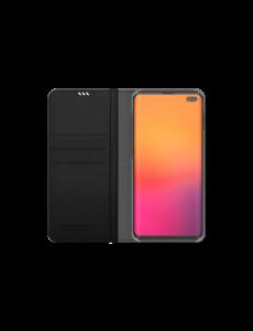 Araree Samsung Galaxy S10+ Araree Mustang Diary Portemonnee Hoesje - Zwart