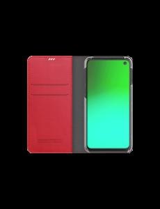 Araree Samsung Galaxy S10e Araree Mustang Diary Portemonnee Hoesje - Rood