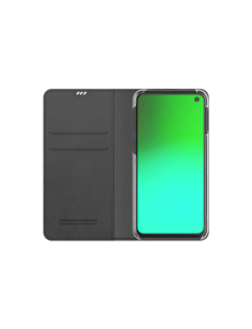 Araree Samsung Galaxy S10e Araree Mustang Diary Portemonnee Hoes-Donker Grijs