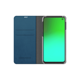 Araree Samsung Galaxy S10e Araree Mustang Diary Portemonnee Hoesje - Blauw