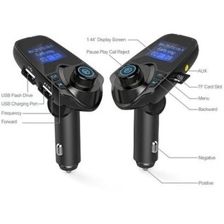 T11 - Pariot Bluetooth Carkit met LED Display