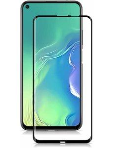 Ntech Huawei P20 lite 2019 Full Cover Glass Screenprotector Zwart - Ntech