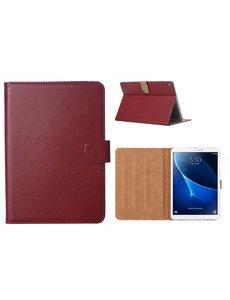 Ntech Samsung Galaxy Tab S5e SM-T720/T725 Booktype Hoesje - Bordeaux Ntech