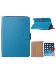 Ntech Apple iPad mini (2019) Booktype Hoesje - Turquoise Ntech