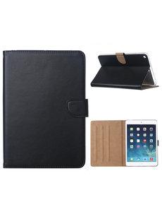 Ntech Apple iPad mini (2019) Booktype Hoesje - Zwart Ntech