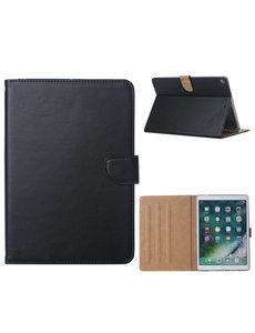 Ntech Apple iPad Air (2019) Booktype Hoesje - Zwart Ntech