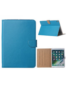 Ntech Apple iPad Air (2019) Booktype Hoesje - Turquoise Ntech