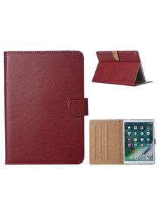 Ntech Apple iPad Air (2019) Booktype Hoesje - Bordeaux Ntech