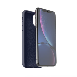 Ntech Nano Silicone Back Hoesje Apple iPhone 11 Pro Max - Navy Ntech