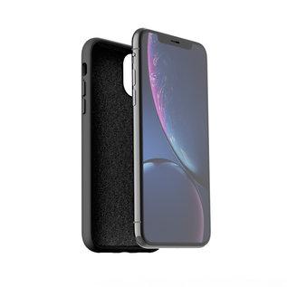 Ntech Nano Silicone Back Hoesje Apple iPhone 11 Pro - Zwart Ntech