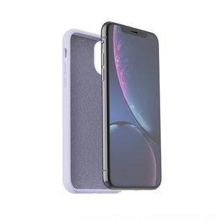 Ntech Nano Silicone Back Hoesje Apple iPhone 11 - Lila Ntech