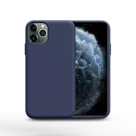 Ntech Nano Silicone Back Hoesje Apple iPhone 11 - Navy Ntech