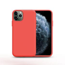 Ntech Nano Silicone Back Hoesje Apple iPhone 11 - Rood Ntech