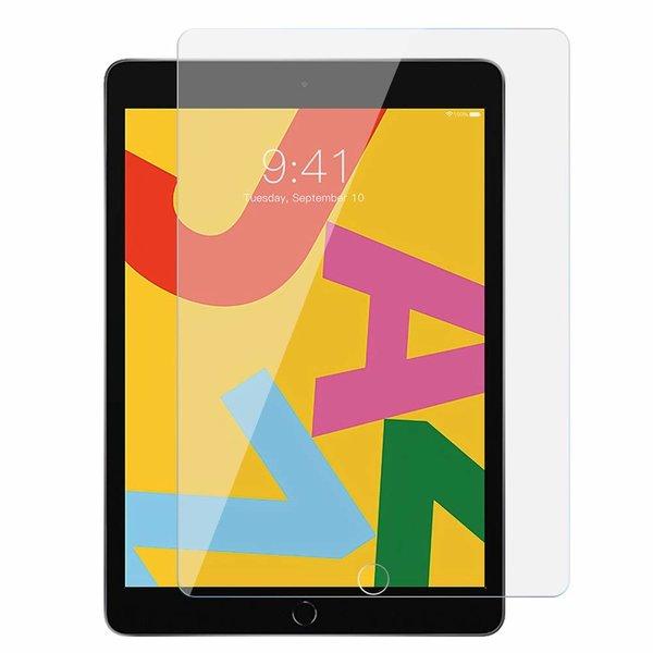 Ntech Apple iPad 10.2 (2019 / 2020) Screenprotector Glass - Ntech
