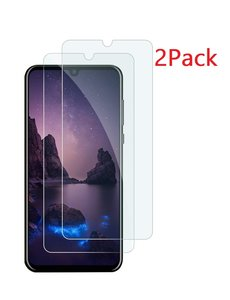 Ntech Motorola One Zoom Screenprotector Glass 2 Pack - Ntech