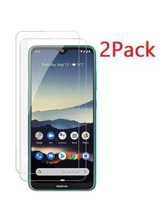 Ntech Nokia 6.2 Screenprotector Glass 2 Pack - Ntech
