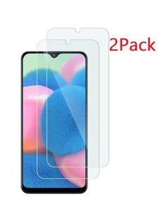 Ntech Samsung Galaxy M30s Screenprotector Glass 2 Pack - Ntech