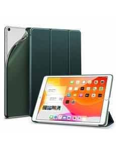 Ntech Apple iPad 10.2 (2019 / 2020) Smart hoes Trifold - Groen
