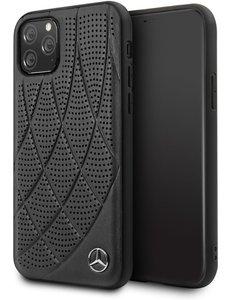 Mercedes-Benz backcover voor Apple iPhone 11 Pro - zwart