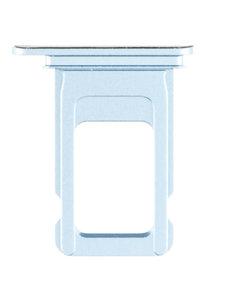 iPhone XR simkaart houder - Blauw