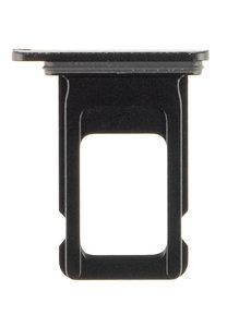 iPhone XR simkaart houder - Zwart