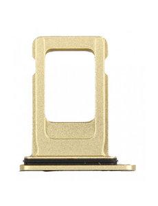 iPhone XR simkaart houder - Geel