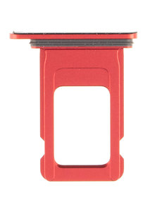 iPhone XR simkaart houder - Rood