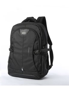 Ntech Smart Backpack Waterproof Anti Scheur/Diefstal Rugtas Zwart